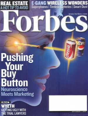 neuromarketing Forbes cover